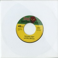 Front View : Natural Impulse - SHE WENT AWAY / TIME IS IGHT (7 INCH) - Soul Junction / sj502