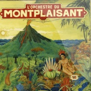 Front View : L Orchestre Du Montplaisant - L ORCHESTRE DU MONTPLAISANT - Catapulte / catalp009