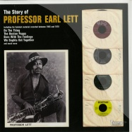 THE STORY OF PROFESSOR EARL LETT (LP)