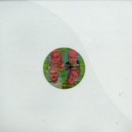Front View : Paul Birken feat. Blawan, Truss & Bas Mooy - ACID YOUTH OF MALIBU REMIXES - Earwiggle / EAR006