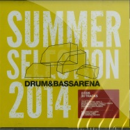 DRUM &BASS ARENA - SUMMER SELECTION 2014 (2XCD)