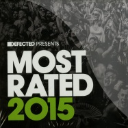 DEFECTED MOST RATED 2015 (3XCD)