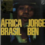 Front View : Jorge Ben - AFRICA BRASIL (1976) (180G LP) - Polysom / 330571