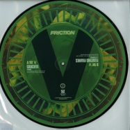 Front View : Friction - VS VOL. 2 (PICTURE DISC) - Shogun Audio / SHA087