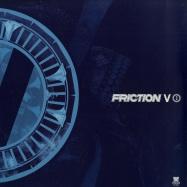 Front View : Friction - VS VOL. 3 (2X12 PICTURE VINYL) - Shogun Audio / SHA092