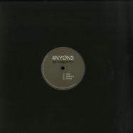 Front View : 4NYON3 - ANYWHERE - w0rkt34m / WT09