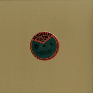 Front View : Xenogears - SECOND ROOM EP (MATTIA TRANI REMIX) - Pushmaster Discs / PM014