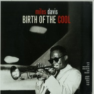 Front View : Miles Davis - BIRTH OF THE COOL (LP) - Not Now Music / notlp218