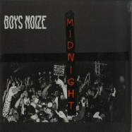 Front View : Boys Noize - MIDNIGHT REMIX EP - Boys Noize / BNR162