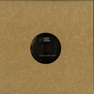 Front View : Eric Fetcher - DYNAMIC COMPOSITION EP - Invites Choice Records / ICR009
