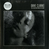 Front View : Dave Clarke - DESECRATION OF DESIRE (RED 2X12 LP + MP3) - Skint / 4050538314588