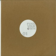 Front View : Ceri - LIFE HOLSTEE EP (FRED P REMIX) - Find Your Own / FYO001