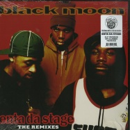 Front View : Black Moon - ENTA DA STAGE - THE REMIXES (2X12 LP) - Fat Beats / FB5169