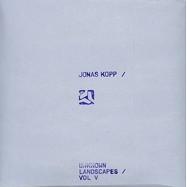 Front View : Jonas Kopp - UNKNOWN LANDSCAPES VOL. 5 (CD) - PoleGroup / POLEGROUP049CD