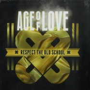 Front View : Various Artist - AGE OF LOVE 10 YEARS (5XCD) - 541 LABEL  / 541709cd