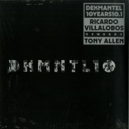Front View : Various Artists (Tony Allen, Ricardo Villalobos Remix) - DEKMANTEL 10 YEARS 10.1 - Dekmantel / DKMNTL-10YEARS10.1