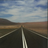Front View : Insect O. - ATACAMA (2X12INCH GATEFOLD / BLUE WHITE MARBELED VINYL) - Etui Records / ETUILP001_ltd