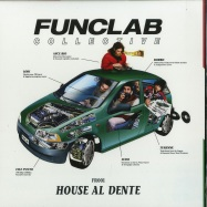 Front View : Ayce Bio, Borbo, Turenne - HOUSE AL DENTE - Funclap Records / FR0013