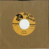 Front View : The Jamaicans - BA BA BOOM / TWILIGHT ZONE (7 INCH) - Get On Down / GET 775-7