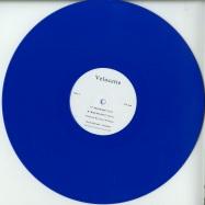 Front View : Velocette - AFTERIMAGE & BELLE DU JOUR (BLUE VINYL) - Styrax Records / Velocette