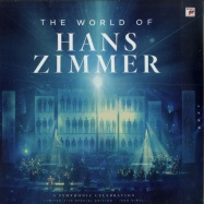 Front View : Hans Zimmer & RSO Wien - THE WORLD OF HANS ZIMMER - A SYMPHONIC CELEBRATION (LTD 180G 3LP) - Sony Music / 19075928611