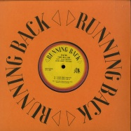 Front View : Feater ft. Vilja Larjos - TIME MILLION (BLOOD SHANTI VERSIONS) (10 INCH) - Runnning Back / RBFEATERDUB1