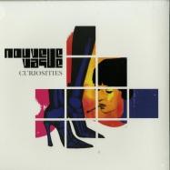 Front View : Nouvelle Vague - CURIOSITIES (LP) - Kwaidan Records / KW0110LP