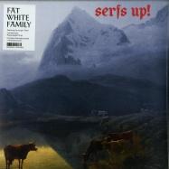 Front View : Fat White Family - SERFS UP! (LTD GOLDEN 180G LP + MP3) - Domino Records / WIGLP401X