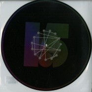 Front View : Various Artists - 15 YRS SYSTEMATIC (PICT DISC) - Systematic / SYST0124-6