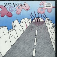 Front View : Zru Vogue - ZRU VOGUE (LP) - Dark Entries / DE251