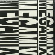 Front View : Various Artists - MEGAMIX EP - Akoya Circles / AKOYA005