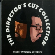 Front View : Frankie Knuckles & Eric Kupper - THE DIRECTORS CUT COLLECTION (3XCD) - So Sure Music / SSMDCLP1CD