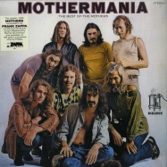 Front View : Frank Zappa & The Mothers Of Invention - MOTHERMANIA: THE BEST OF THE MOTHERS (180G LP) - Universal / ZR3840-1 / 0238401