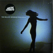 Front View : Arctic Monkeys - THE HELLCAT SPANGLED SHALALALA (LTD 7 INCH) - Domino Records / RUG422