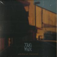 Front View : Taxiwars - ARTIFICIAL HORIZON (CD) - Sdban / SDBANUCD10