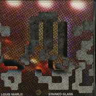 Front View : Louis Marlo - STAINED GLASS - Merriware / MWARE004
