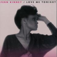 Front View : Fern Kinney - LOVE ME TONIGHT (INCL MOPLEN EDIT) - Groovin / GR-1260
