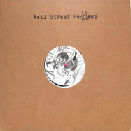Front View : Box 5ive / Keppel / Henry Greenleaf / Formant Value - VARIOUS EP (PART 2) (140 G VINYL+STICKER+INSERT) - Well Street / WSR VA2