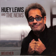 Front View : Huey Lewis & The News - WEATHER (LP) - BMG / 405053854366