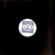 Front View : Jellyfish - JE SERIES 1 - Bud Records / BUD01