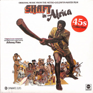 Front View : Johnny Pate - SHAFT IN AFRICA (2X7 INCH) - Dynamite Cuts / DYNAM7074/75