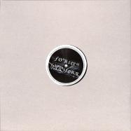 Front View : Casey Tucker - DEEP SOUL CALM EP (140 G VINYL) - Fourier Transform / FTV 001