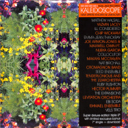 Front View : Various Artists - KALEIDOSCOPE! NEW SPIRITS KNOWN AND UNKNOWN (LTD 3LP + 7INCH + MP3) - Soul Jazz / SJRLP4537 / 05199201