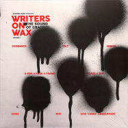 Front View : Various Artists - WRITERS ON WAX VOLUME 1 THE SOUND OF GRAFFITI (BLACK VINYL) - Ruyzdael Music / RM1902