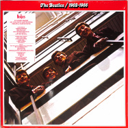 Front View : The Beatles - 1962-1966 (180G 2LP) - Universal / 4704845