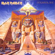 Front View : Iron Maiden - POWERSLAVE (LP) - Parlophone / 825646248698