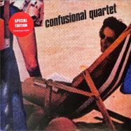 Front View : Confusional Quartet - CONFUSIONAL QUARTET (LP, 180 G VINYL) - Italian Records Disordine / EXIT902