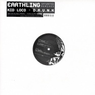 Front View : Earthling - SATURATED - Discograph / DG1281634
