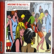 WELCOME TO THE PARTY (CD)