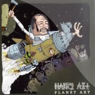 Front View : Harry Axt - PLANET AXT (2X12 INCH LP) - Rompecabeza / Rompe001lp